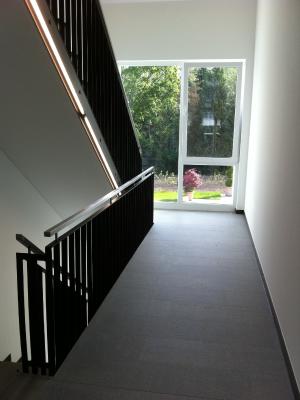 treppen gel nder balkone stahl und naturstein von treppenbau nolle. Black Bedroom Furniture Sets. Home Design Ideas